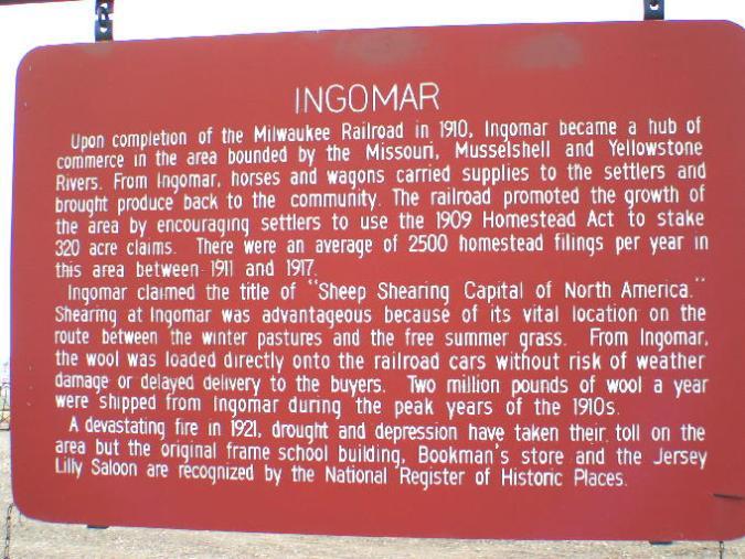 Welcome to Ingomar