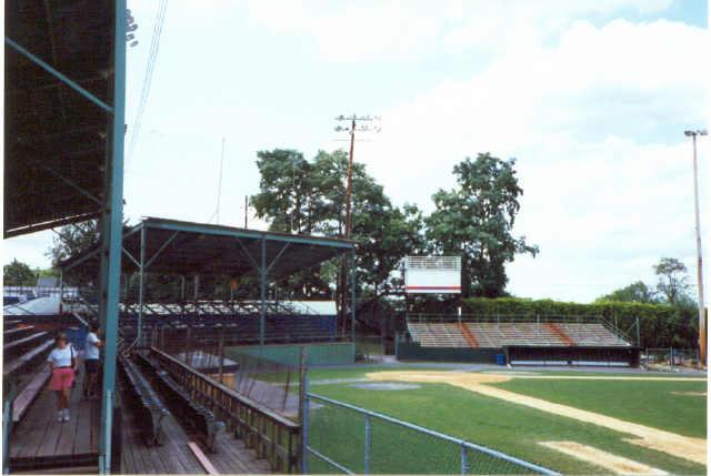 Old Falcon Park in Auburn