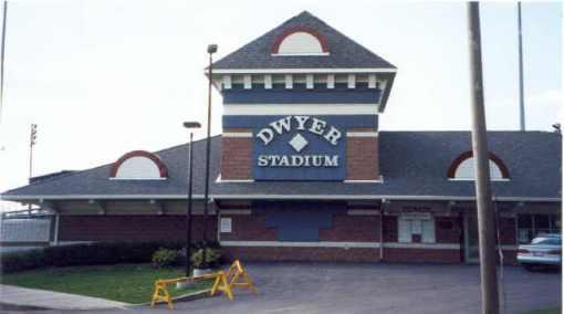 The New Dwyer Stadium