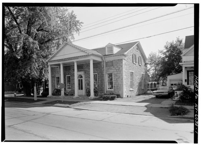 The Holland Land Office in 1967