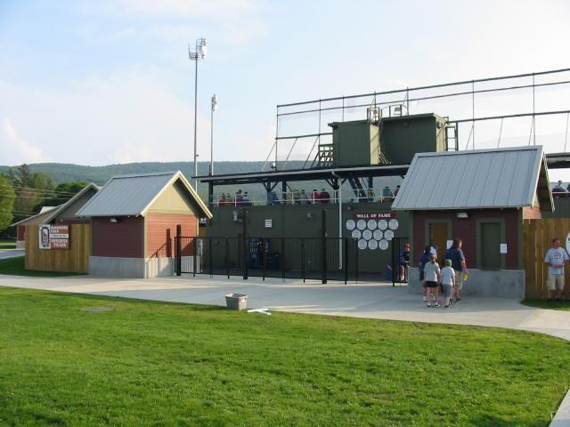 Damascke Field - Oneonta, N.Y.
