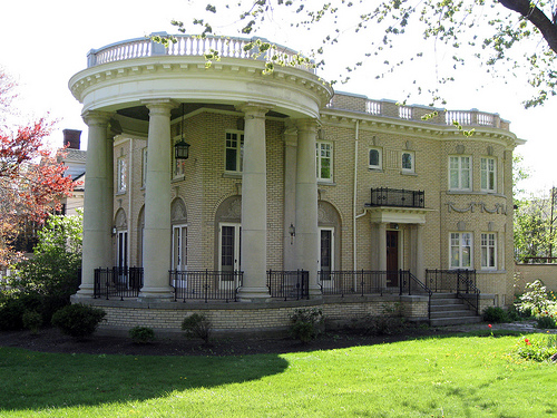 The Rowell Mansion