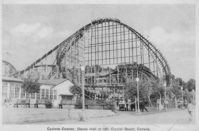 The Crystal Beach Cyclone