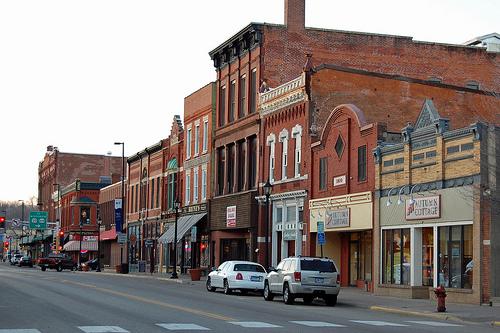 Main Street Stillwater, MN