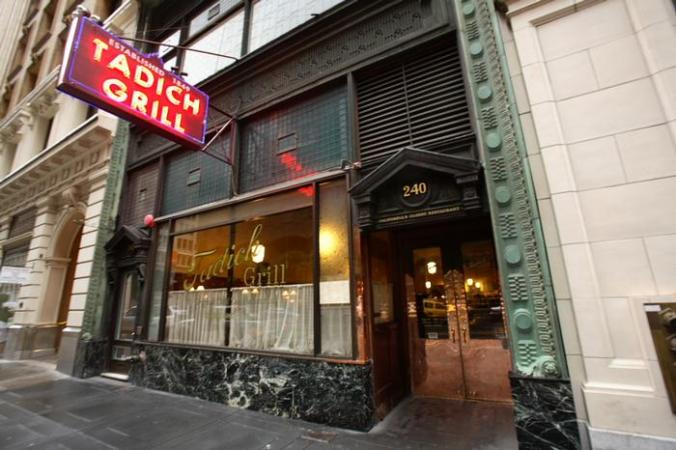 The Oldest Croatian Restaurant in SF