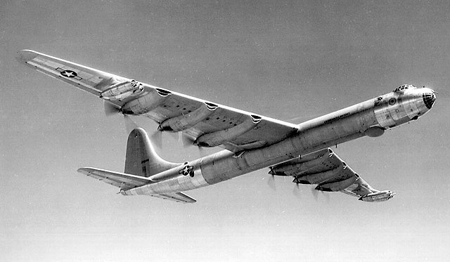 "Convair B-36 ""Peacemaker"" - Duck!"