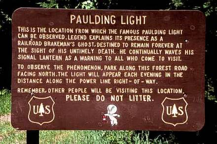 USFS interpretive signs tend to take the scare out of mysteries...