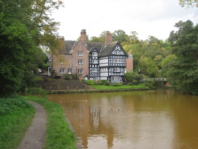 The Packet House at Worsley