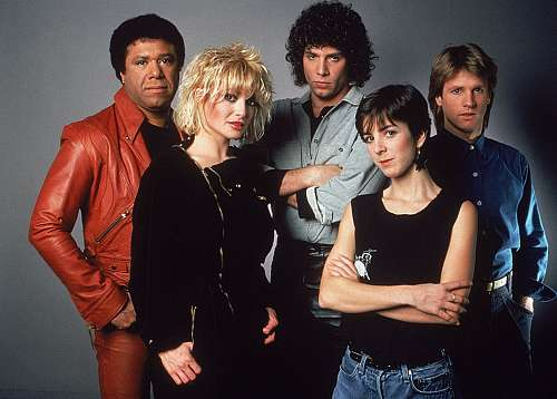 J.J. Jackson, Nina Blackwood, Mark Goodman, Martha Quinn, Alan Hunter - Which one are you?