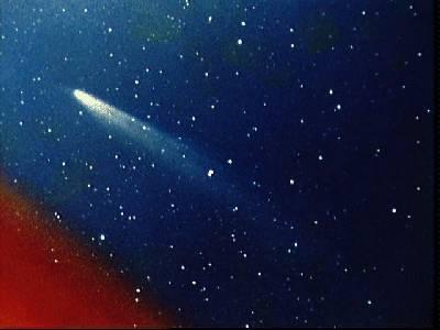 The Comet Kohoutek