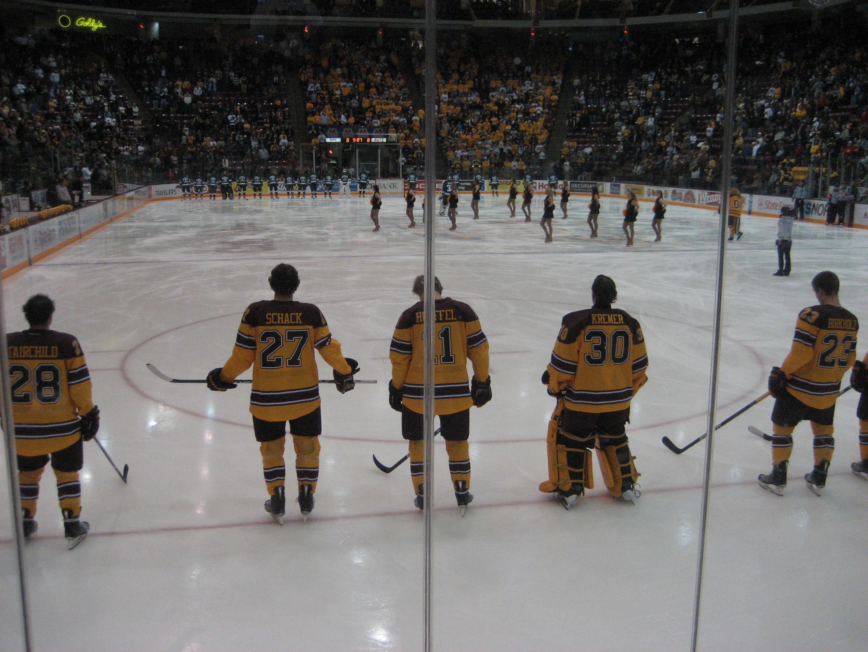 minnesota gopher hockey