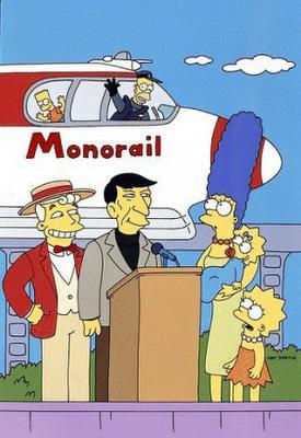 Monorail, monorail, monorail...