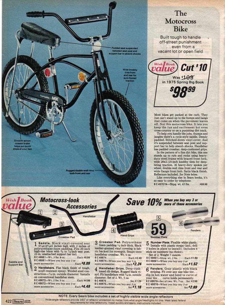 Sears wishbook 1975 20 prospect the sciox Gallery