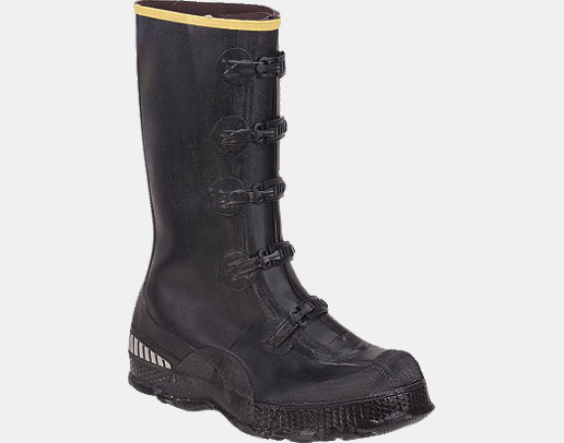 Shoes Buckle Black