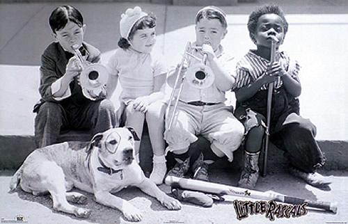 little rascals Pitbull Dog Breed Facts