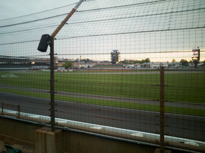 Sunrise at IMS
